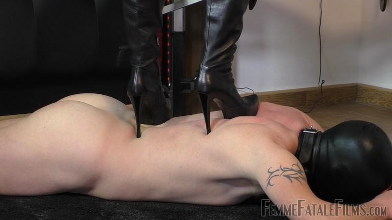 The Mark Of Good Heels - Mistress Heather. 29th Mar 2020. Femmefatalefilms.com (929 Mb)