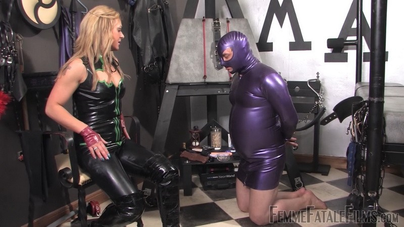 Ecstasy In Latex - Mistress Athena. 7th Nov 2020. Femmefatalefilms.com (582 Mb)