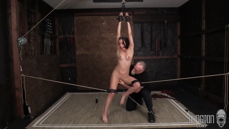 Her New Home in Bondage - Jazmin Luv. Dungeoncorp.com (804 Mb)