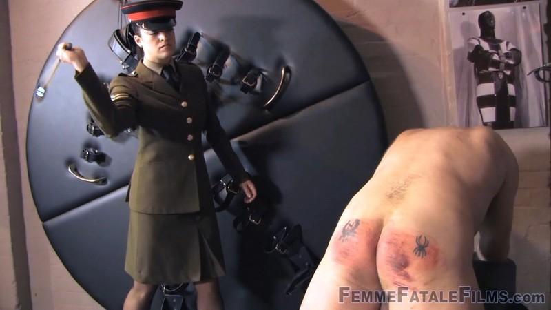 Military Exercise - The Hunteres. 19th Dec 2020. Femmefatalefilms.com (886 Mb)