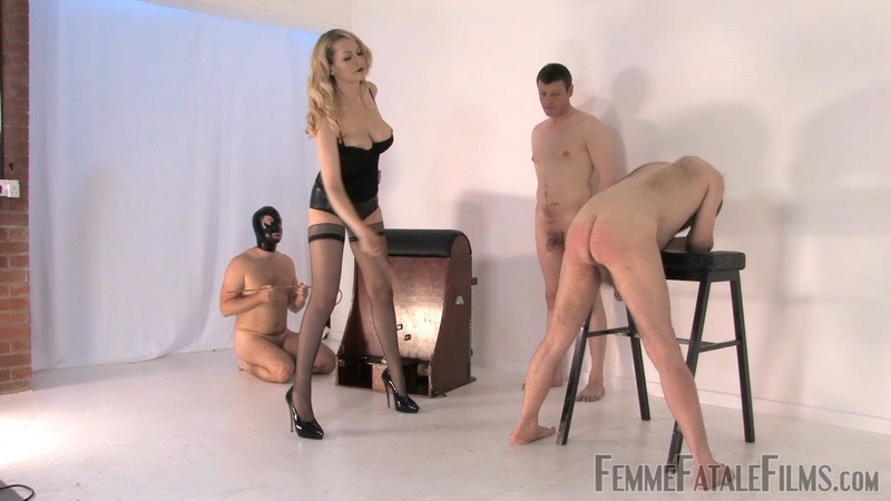 New Canings - Mistress Eleise de Lacy. 6th Nov 2020. Femmefatalefilms.com (1583 Mb)