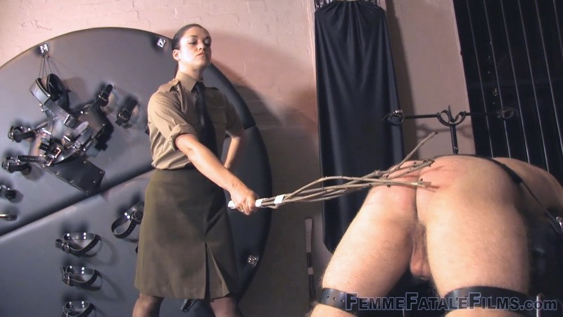 Prisoner Cell Block Hunter - The Hunteress. 4th Dec 2020. Femmefatalefilms.com (700 Mb)