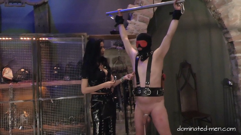 Mistress Zita - Armageddon for his Dick Part 2. 2019-11-22. Dominated-men.com (539 Mb)