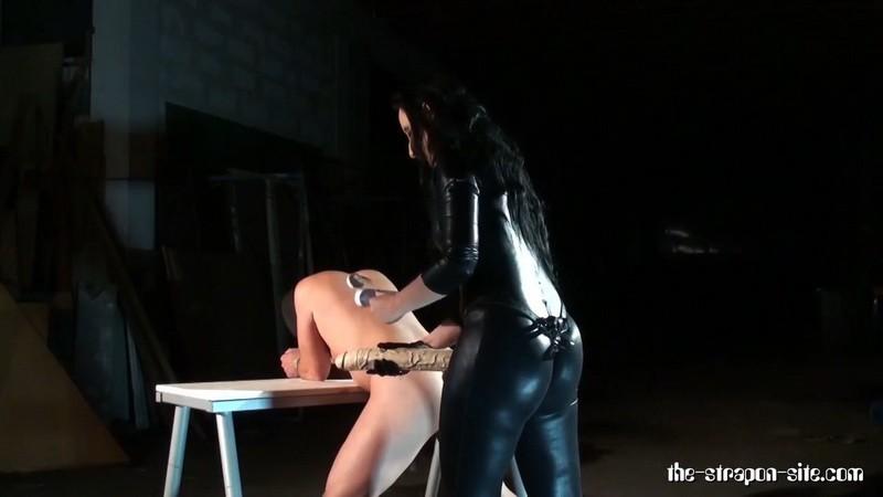 Say Hello to the Monster - Mistress Luciana di Domizio. 2018-09-19. Dominated-men.com (58 Mb)