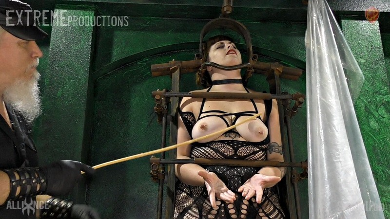 A Little in the Gibbet - Prunkle. 19.08.2020. SensualPain.com (1114 Mb)