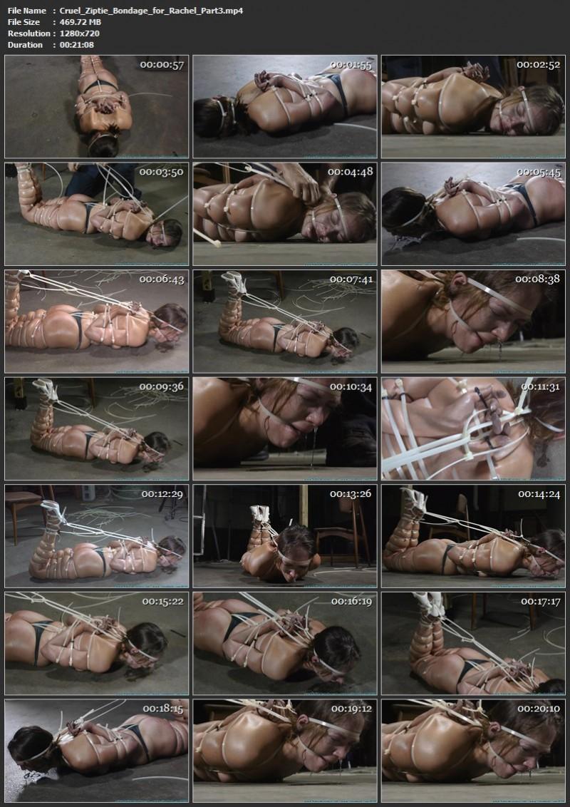 Cruel Ziptie Bondage for Rachel. 01/08/2021. Futilestruggles.com (1426 Mb)