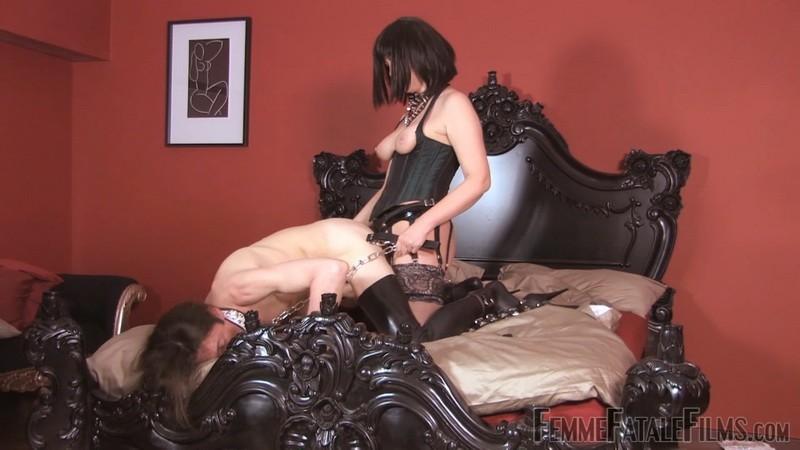 Bitch Slave - Mistress Abaddon. 11th Feb 2021. Femmefatalefilms.com (945 Mb)