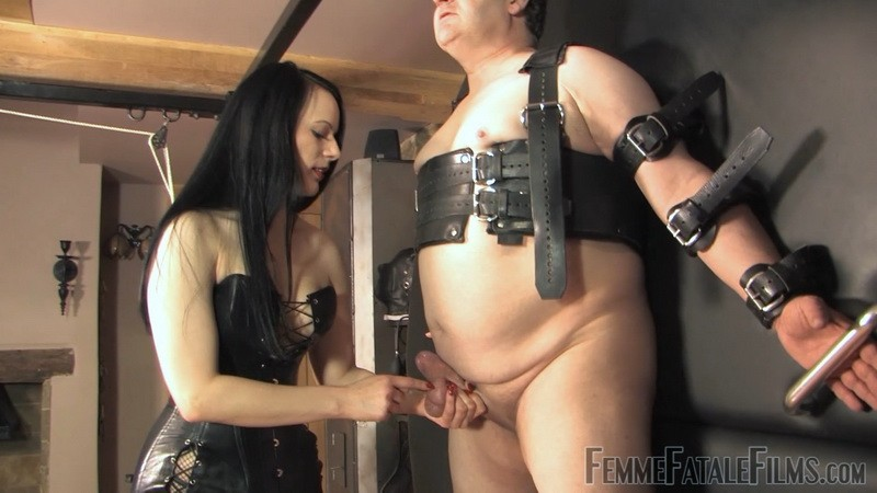 Pegged For Punishment - Rebekka Raynor. 13th Mar 2021. Femmefatalefilms.com (606 Mb)