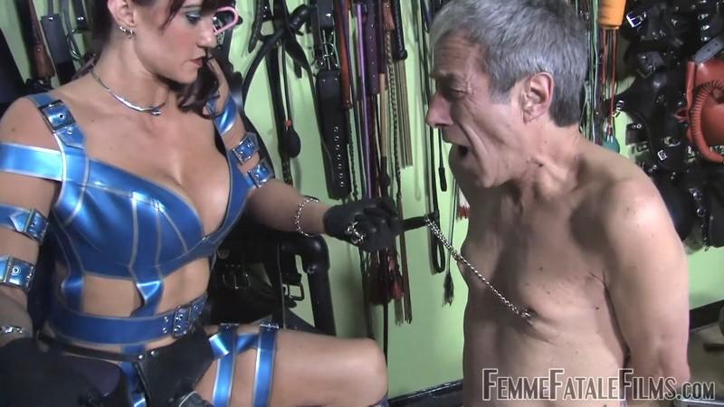 Sensory Test - Miss Miranda. 18th Jan 2021. Femmefatalefilms.com (1117 Mb)