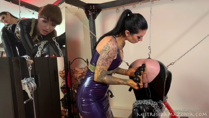 Stuffing Unstuffing Repeat - Mistress Damazonia. OnlyFans.com (243 Mb)