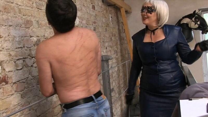 The Punished Inspector – Mademoiselle de S. Sado-ladies.com (188 Mb)