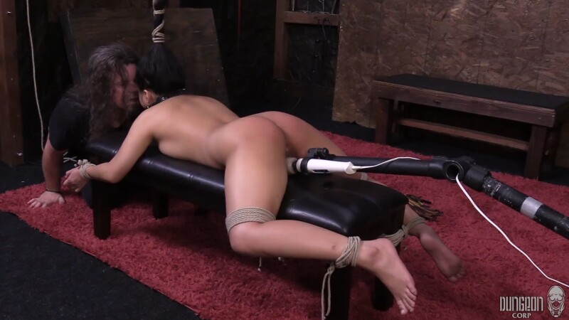 Double Shift Domination - Anna Chambers, Alona Bloom. 06.13.2021. Dungeoncorp.com (895 Mb)