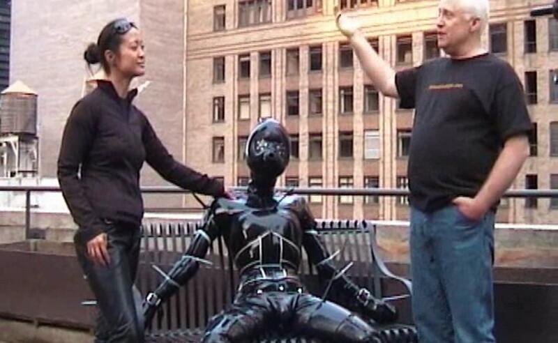 Mistress Yin - NYC Bondage (S359). Dec 3 2020. Seriousimages.com (306 Mb)