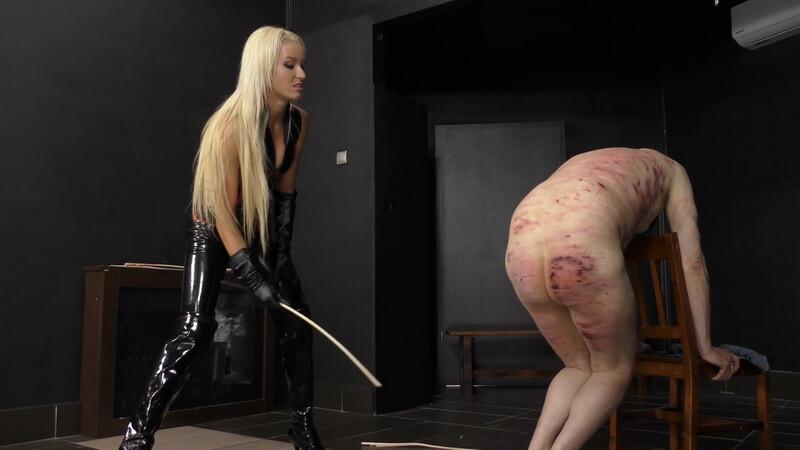 Extreme Caning Session 2 - Mistress Ariel. 27.04.2020. CruelAmazons.com (1230 Mb)