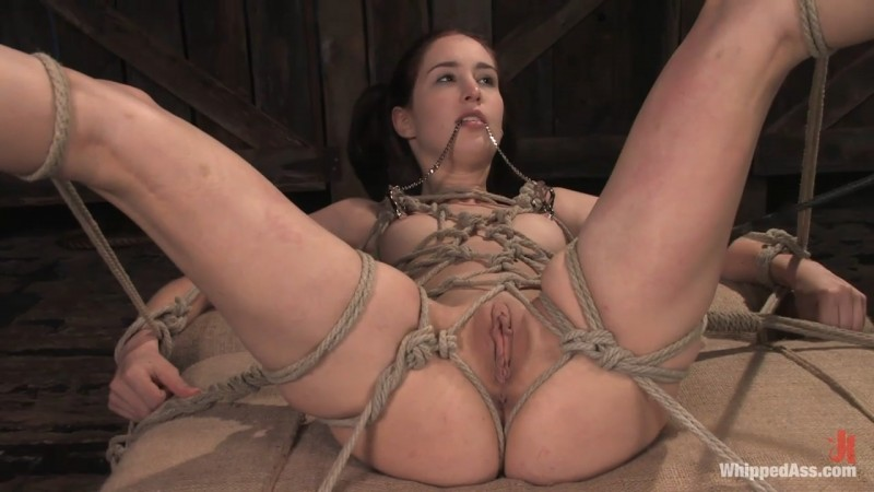 Poor little 80's Chick - Calico Lane & Claire Adams. WhippedAss.com (1422 Mb)