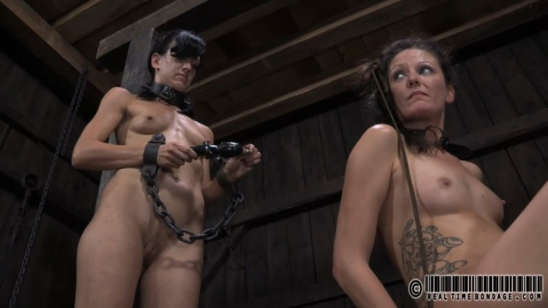 Saturday Night Fever - Hailey Young Part 2. RealTimeBondage.com (1012 Mb)