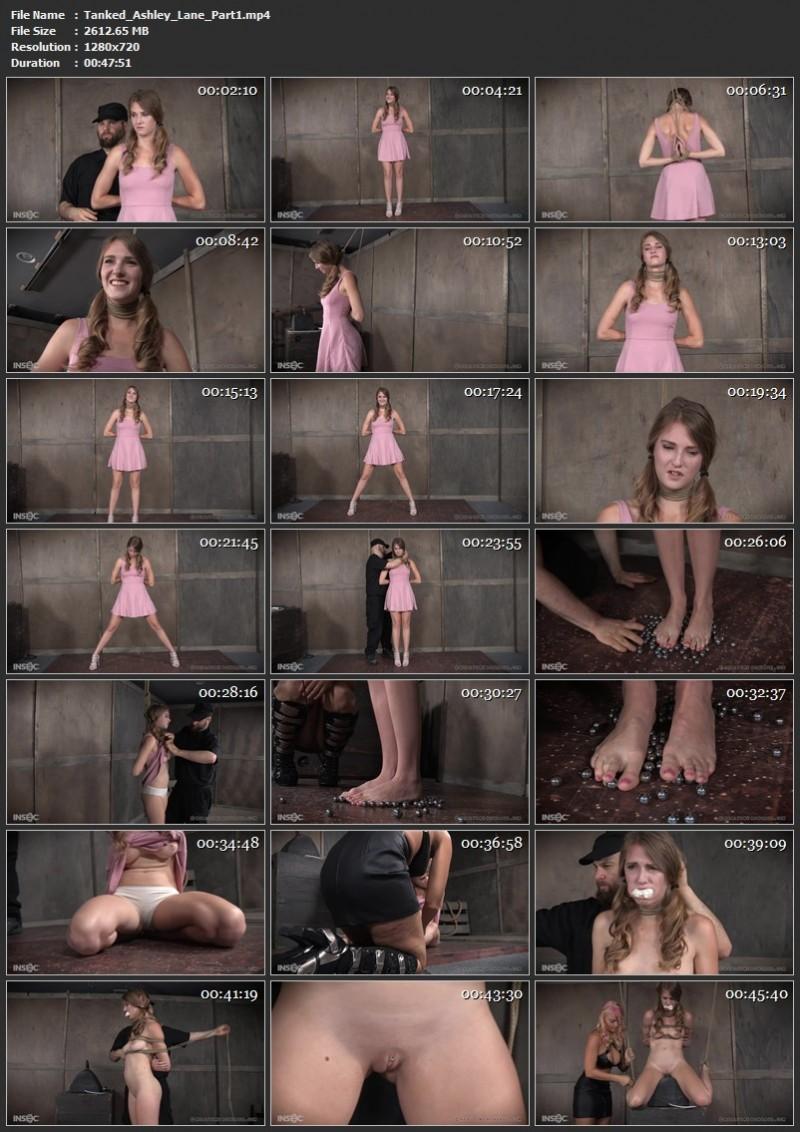 Tanked - Ashley Lane (Part1). RealTimeBondage.com (2612 Mb)