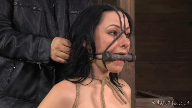 The Good Little Slave - Veruca James. HardTied.com (3347 Mb)