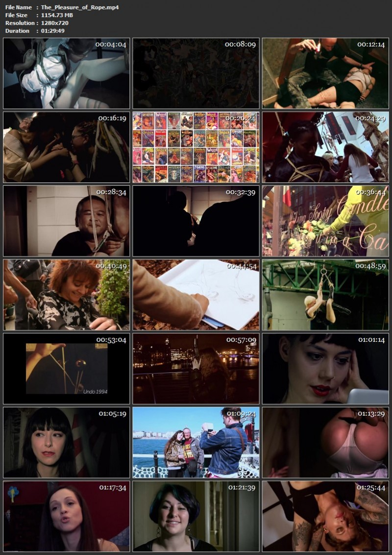 The Pleasure of Rope - Akira Naka, Steve Osada, Bruce Esinem, Hajime Kinoko, Gorgone. (1154 Mb)
