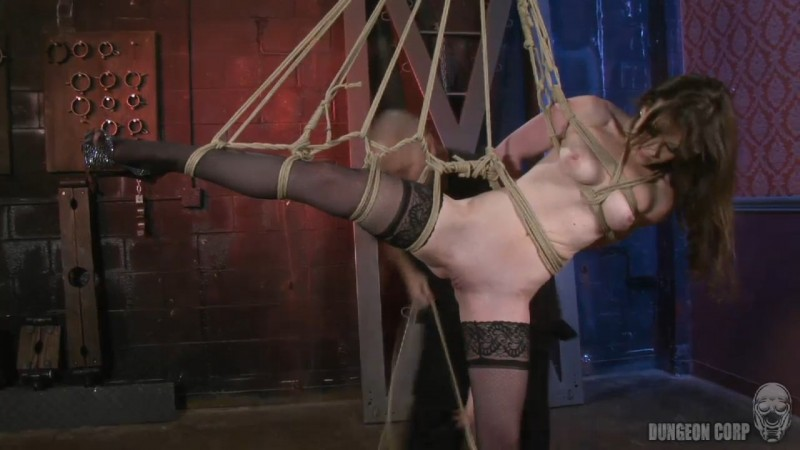 Heavy Rope - Jennifer White. Dungeoncorp.com (697 Mb)